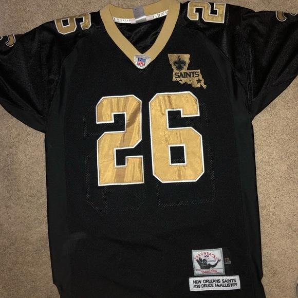 wholesale dealer d3750 b1859 New Orleans Saints : Deuce McAllister Retro Jersey